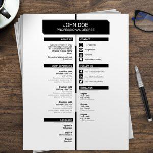 Sample Resume Australia | Free Resume Examples
