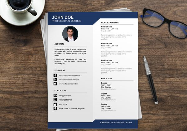 Resume Examples Australia | Free Resume Examples