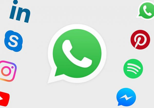 Whatsapp icon free download | Whatsapp logo vector